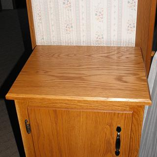 Jelly Cabinet - Woodworking Project by Anthony