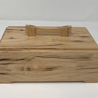 """A """"One Wood"""" Keepsake Box - Cake by kdc68"""