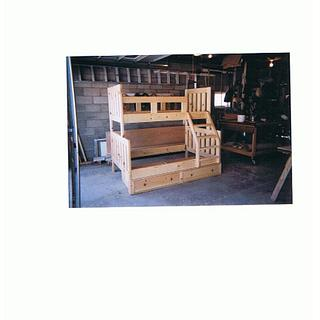 Happy Handyman Workshop - Woodworking Project by Happyhandyman