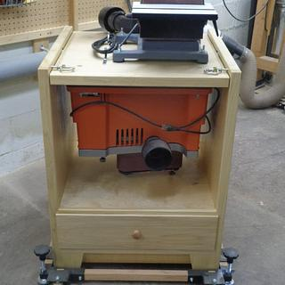 Shop Improvements - Woodworking Project by kdc68