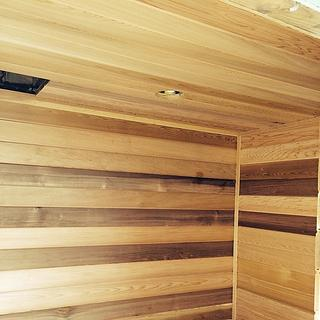 Our use for softer woods. - Project by Innovative Saunas & Cellars Inc.