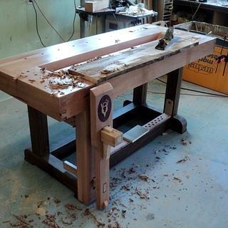 Outside the Box Workbench, This One is Different - Cake by shipwright