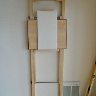 Convertible Painter's Easel - Woodworking Project by Craftsman on the Lake