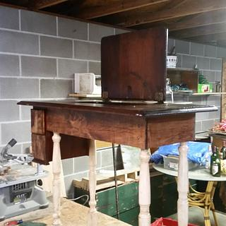 All is Vanity - Woodworking Project by John Caddell