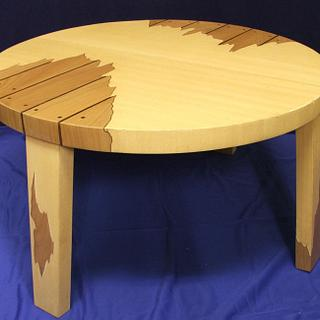 Coffee table (restoration) - Project by Andulino