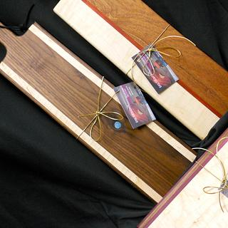 Breadboards - a great quick holiday project - Project by Ellen