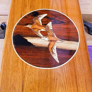 Sandpipers for Sandpiper - Woodworking Project by shipwright