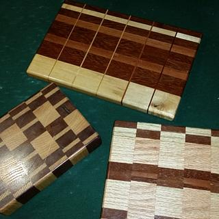 cutting boards - Woodworking Project by nuttboxxx