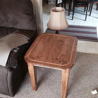 End table  - Woodworking Project by Rib
