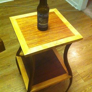 Side table - Project by Madts