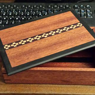 Keepsake Box  - Woodworking Project by Mitch Breault