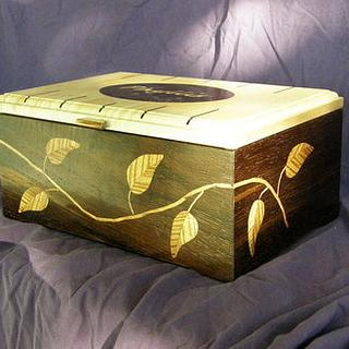 Leaf Box - Project by MontanaBob