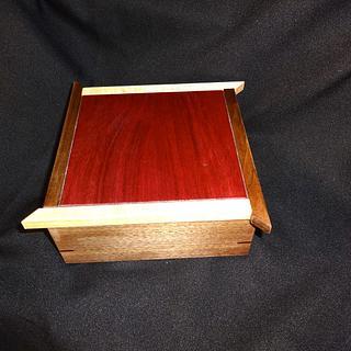 Five Little Tea Boxes - Project by Ellen