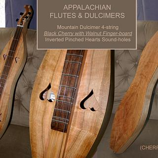 Cherry Dulcimer - Woodworking Project by Jack Ferguson