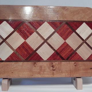 Cutting board - Cake by walnut65