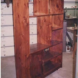 I constructed this from an advertisement - Woodworking Project by George C Fassett Sr