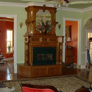 Victorian Mantel - Woodworking Project by Steve Beauchamp