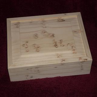 Keep Sake Box - Woodworking Project by Shin