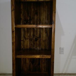 Bookcase - Project by Michael De Petro