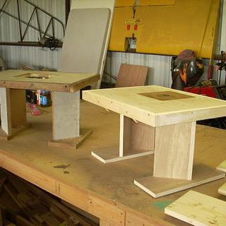 New Router Table - Woodworking Project by Shin