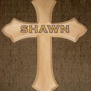 Memorial Cross - Woodworking Project by Shin