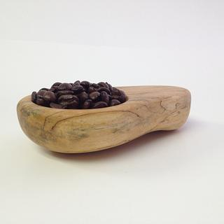Spalted Birch Coffee Scoop