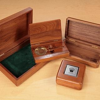 Fine Wood Boxes - Great for Gifts - Woodworking Project by Arnold Wood Turning