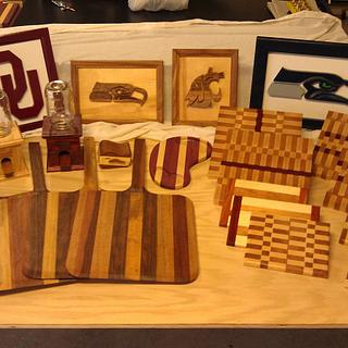 2013 Christmas gifts - Woodworking Project by Tim