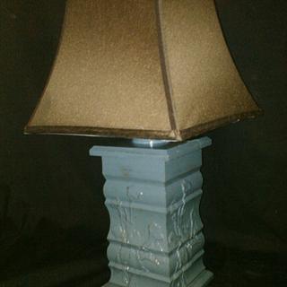 Antique Table Lamp - Project by CNC Craze