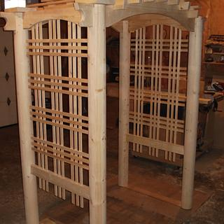 GARDEN ARBOR - Project by kiefer