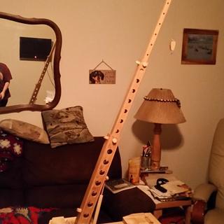 Construction grade mobile crane - Project by Bens Wood Pile