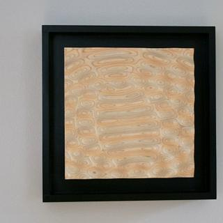 Wave Sculpture #10 - Woodworking Project by Roger Gaborski