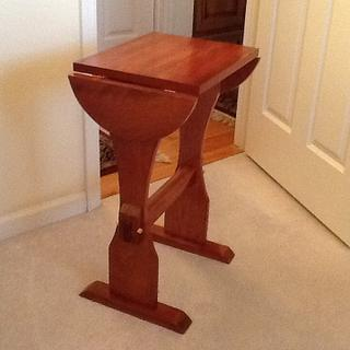 Accent table - Project by Jack King