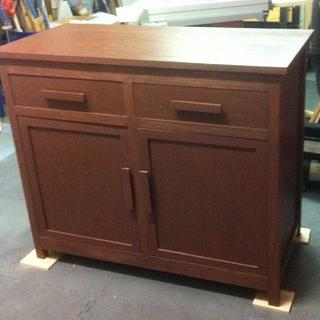 Buffet - Woodworking Project by Robert Marchant