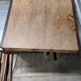 Simple cutting board - Woodworking Project by Wes Louwagie