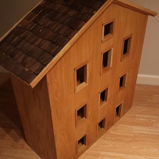 Dollhouse - Woodworking Project by Renars