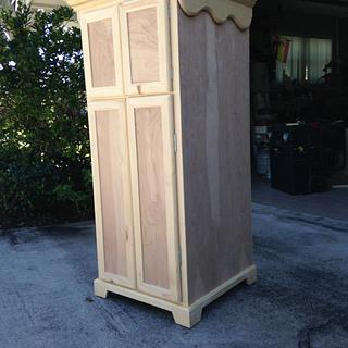 Sound equipment cabinet - Woodworking Project by Angelo