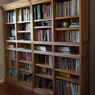 Office BookCase - Project by lanwater