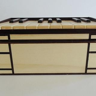 PIANO BOX - Project by kiefer