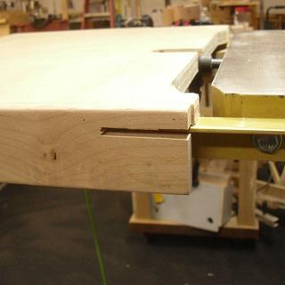 """Powermatic 14"""" Band Saw Table Extension - Cake by Kelly"""
