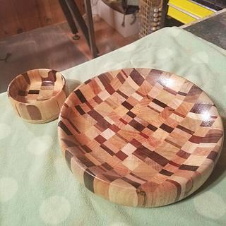 Scrap Bowl - Woodworking Project by Will