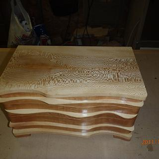 Jewelry box - Woodworking Project by stopherswoods