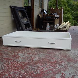 Under bed storage drawer - Cake by Wolf (& Rabbit!)