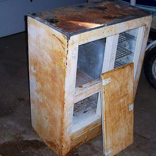 Ice Box Restoration