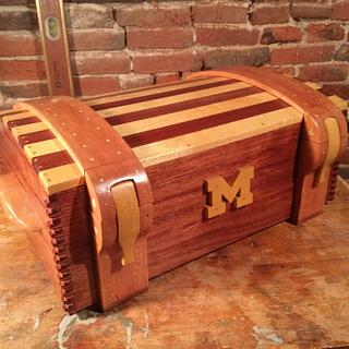 Shiver me Timbers! - Woodworking Project by EmCee58