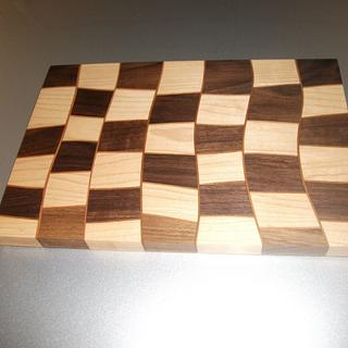 Drunken Board - Woodworking Project by lanwater