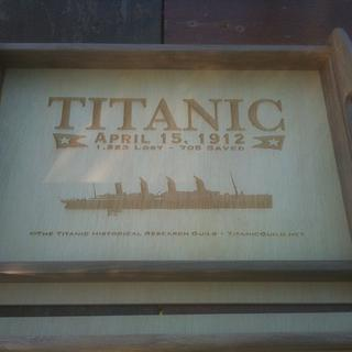 Titanic Serving Trays Pt 2 - Project by RobsCastle