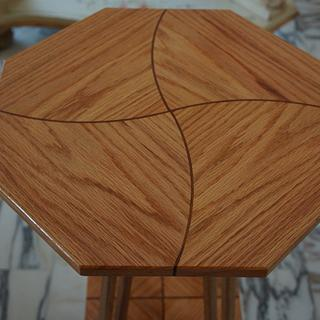 Octagonal Table - Cake by lanwater