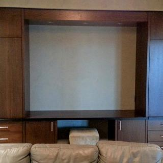 Murphy Bed Unit - Project by Bentlyj