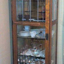 Pair of china cabinets - Woodworking Project by QSWO